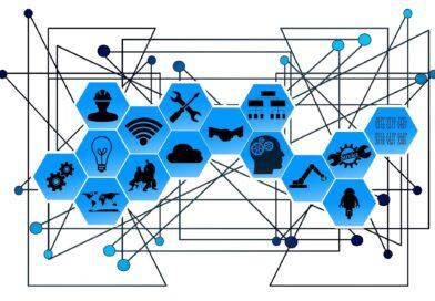 Grafik Industrie 4.0